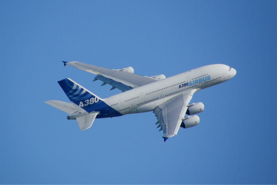 [Vidéo] L'Airbus A380 accidenté d'Air France est de retour ...