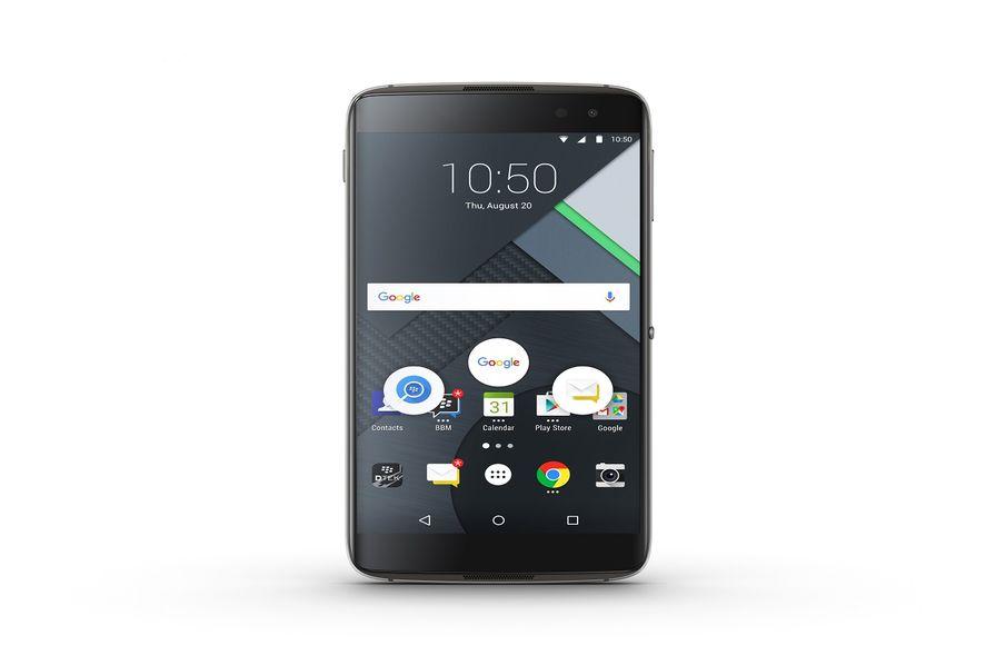 Après Palm, le chinois TCL rachète la marque BlackBerry