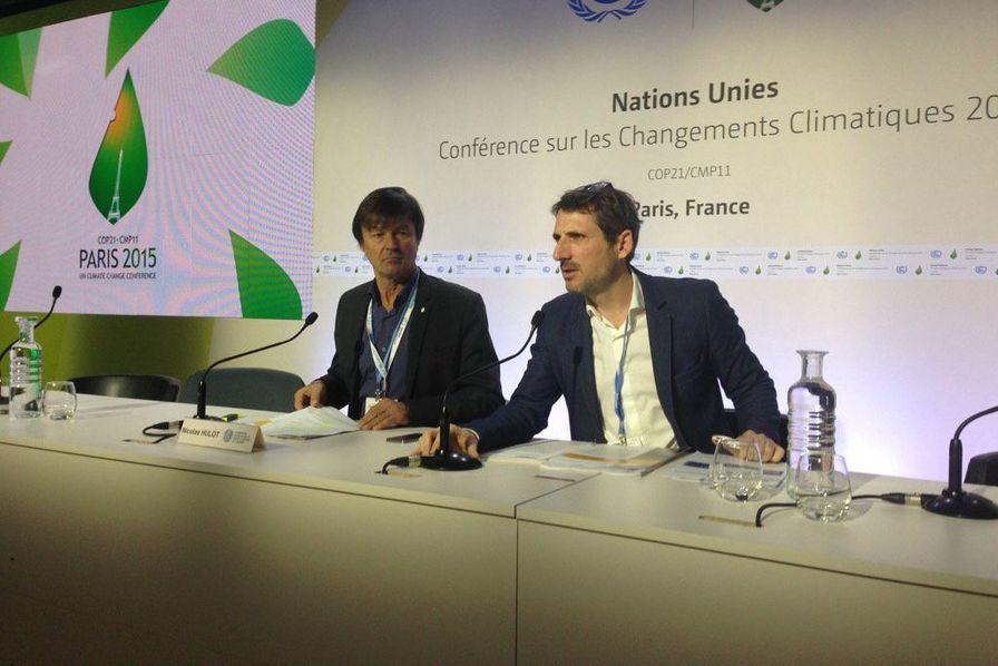 100 pays invités au sommet de Paris mais pas Trump — Climat