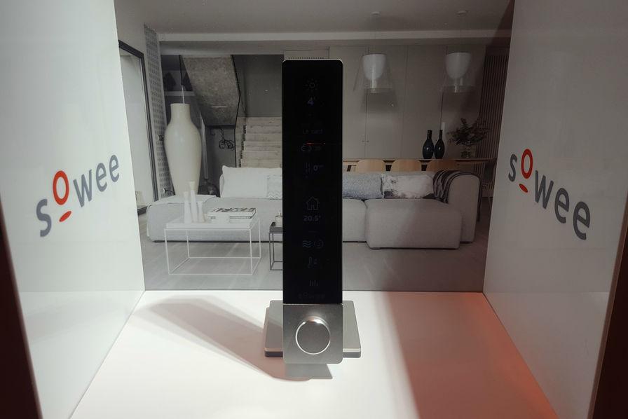 avec sowee edf devient fabricant d objets connect s pour la maison l 39 usine de l 39 energie. Black Bedroom Furniture Sets. Home Design Ideas