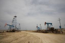 Extraction de pétrole - Azerbaïdjan