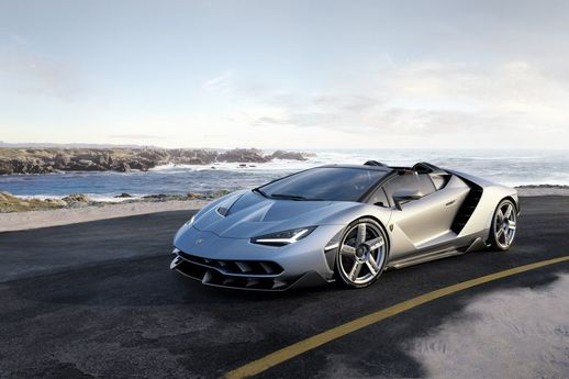 Lamborghini dévoile la Centenario roadster, seconde version
