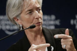 Christine Lagarde prône un capitalisme pragmatique