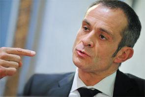 Jean-Pascal Tricoire, président du directoire de Schneider Electric