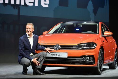 Nouvelle Volkswagen Polo 2017 : Un dernier teaser pour la route !