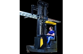 Cat Lift Trucks, toujours plus agile