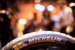 Michelin présente son pneu du futur au Movin'On