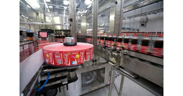 coca cola entreprise nouvelle ligne de production castanet tolosan quotidien des usines. Black Bedroom Furniture Sets. Home Design Ideas