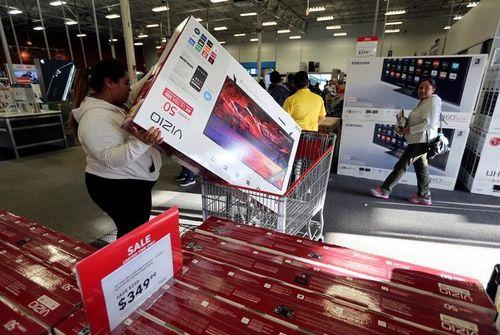 Hausse des ventes au détail en juillet aux États-Unis