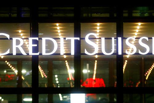 Credit Suisse dans le vert pour le deuxième trimestre consécutif