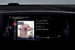 BMW embarque le streaming musical