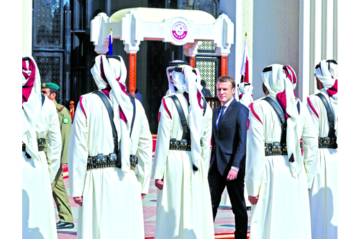 Le Qatar mise sur le made in France