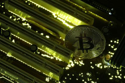 Un bitcoin vaut près de 6500 francs