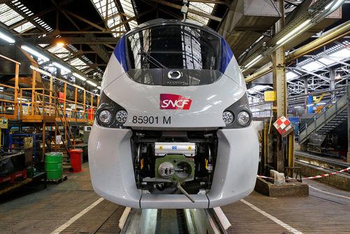 Des engagements pour le site de Belfort — Alstom