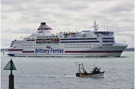 Brittany Ferries : le conflit social s'enlise