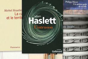 L'intrusion - Adam Haslett - Gallimard