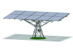 L'O-Track CPV augmente la production solaire jusqu'à 30%.