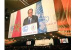 "A la COP22 de Marrakech, François Hollande appelle les Etats-Unis à ""respecter"" l'Accord de Paris"