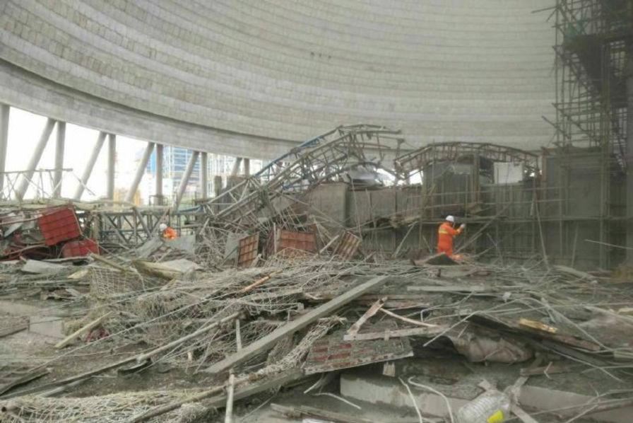 Accident dans une centrale électrique en Chine : 40 morts