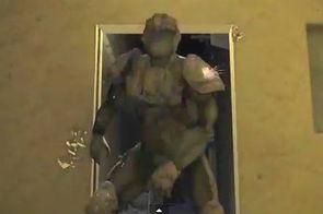 Exosquelette Talos développé par l'US Army