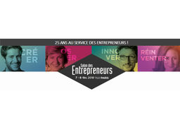 Salon des Entrepreneurs Paris 2018