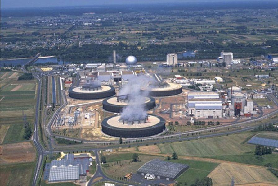 La centrale de Chinon achève l'installation de ses diesels         d'ultime secours