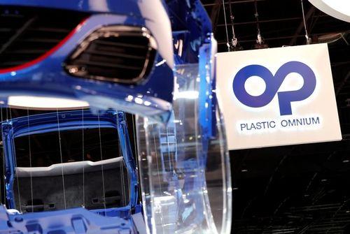 Plastic Omnium: projette de céder sa division environnement
