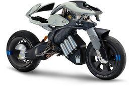 En Images Et Yamaha Lança La Niken La Première Moto à 3 Roues