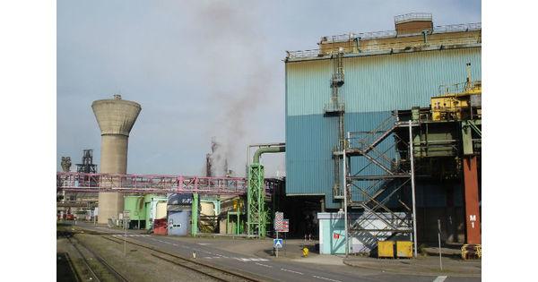 Pollution à Florange, retrait d'Ilva... dure semaine pour ArcelorMittal