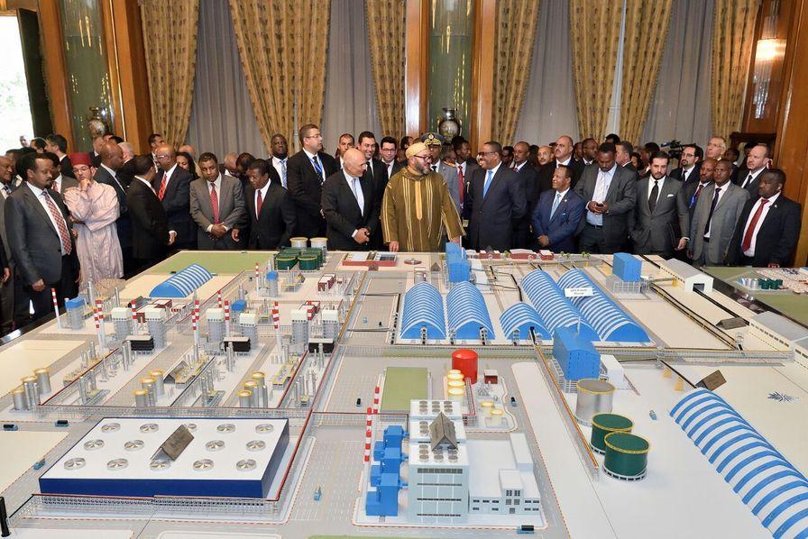 Maroc : l'OCP lancé dans un projet d'usine d'engrais en Ethiopie à 2,2 milliards d'euros
