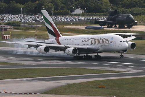 Airbus: des engagements pour 38,6 milliards de francs