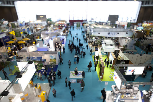 A Pollutec, l'eau au centre des innovations