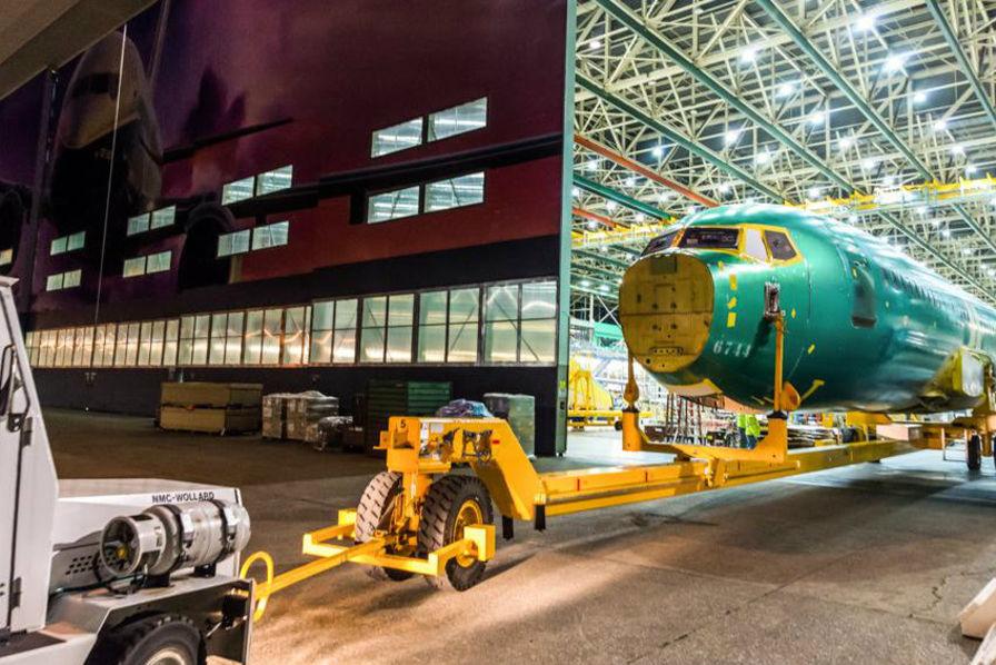 Boeing doit encore revoir son système anti-décrochage — MAX