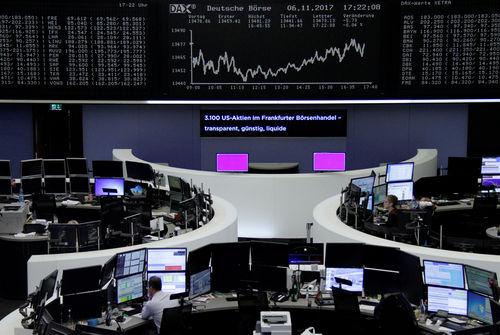 Paris finit en baisse de 0,48% — Bourse