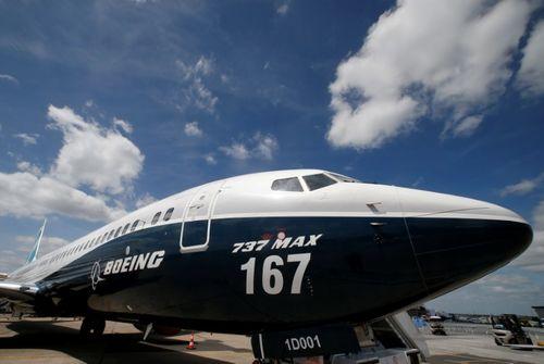 Boeing annonce une commande de vingt 737 MAX 10