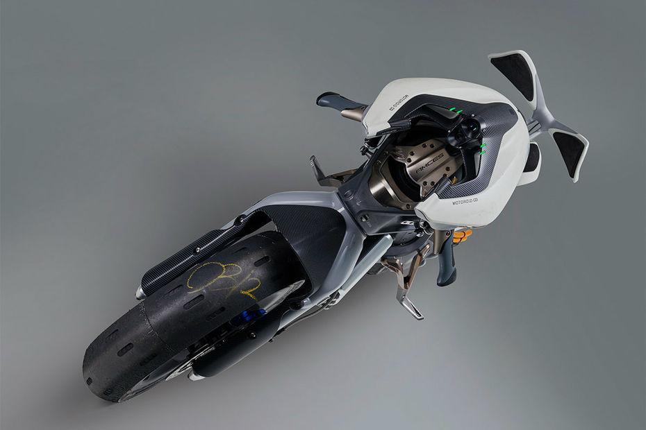 Lindustrie Cest Fou Yamaha Dévoile Motoroid Une Moto Qui