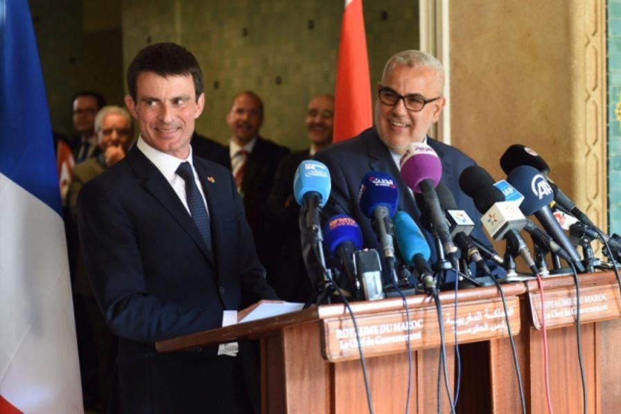 14e rencontre de haut niveau France-Maroc à Paris