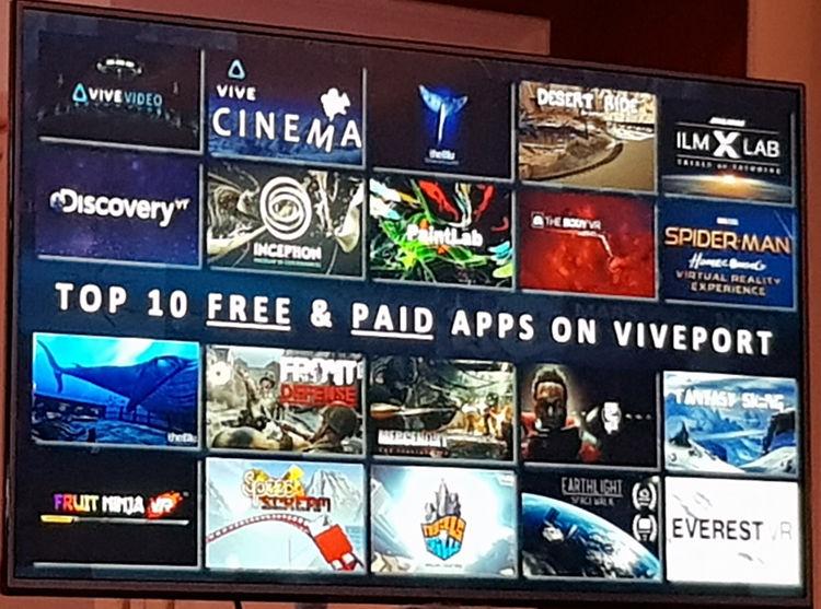 HTC Vive Pro : nouveau design, écran AMOLED, audio Hi-Res…