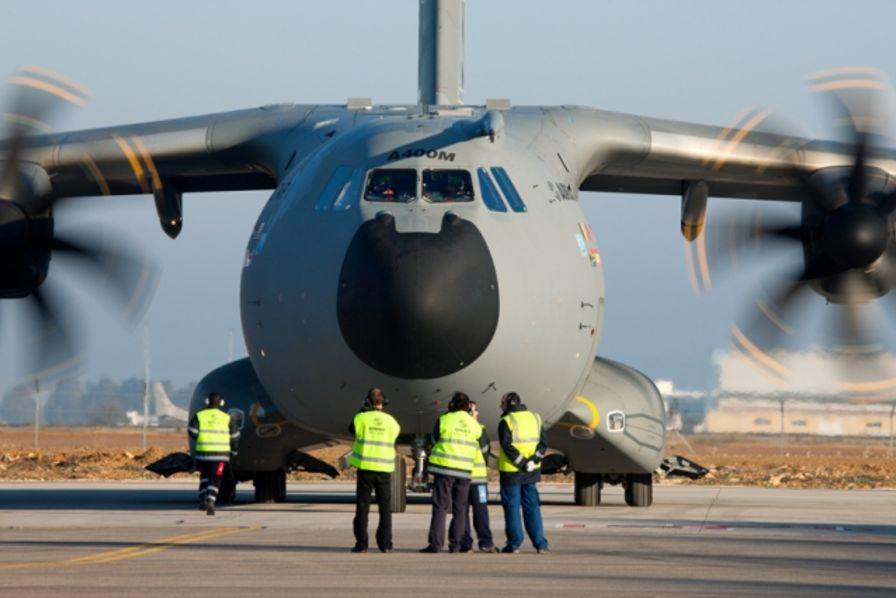 Le crash de l'A400M pourrait être dû au calculateur des