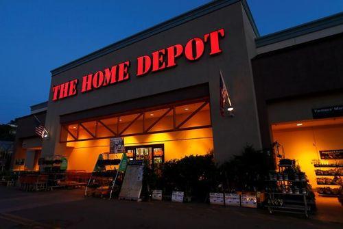Résultats en hausse au 3ème trimestre — Home Depot