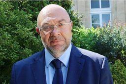 Stéphane Travert,, ministre de l'Agriculture et de l'Alimentation