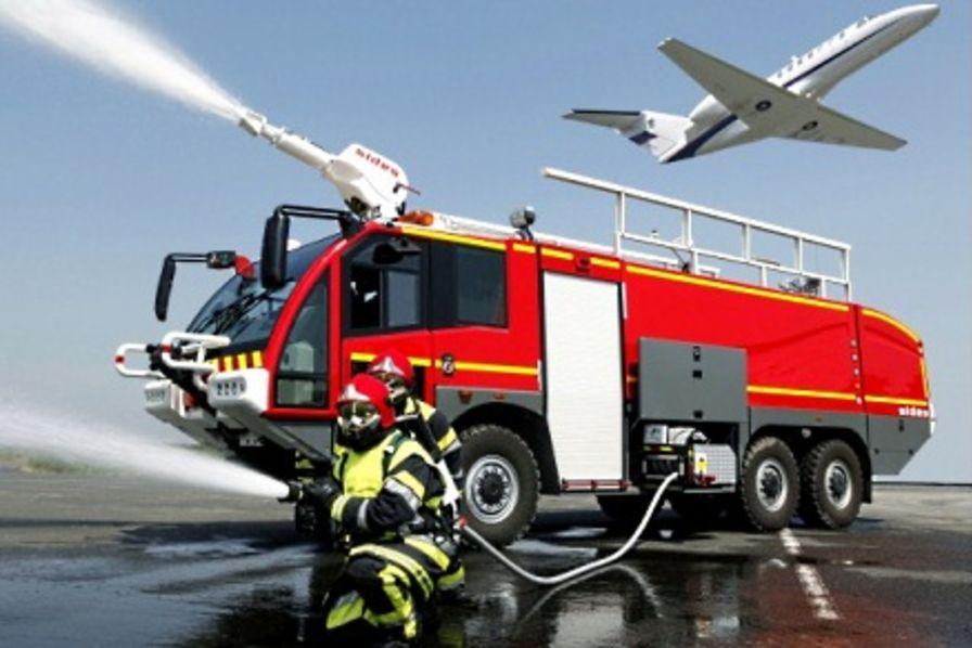 Les camions de pompiers sides passent aux mains de bavaria - Image camion pompier ...