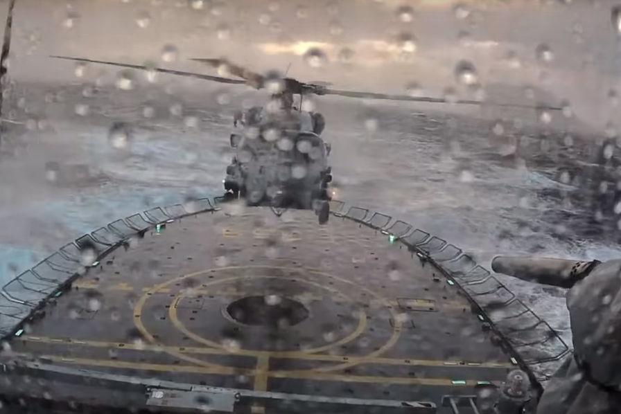 L'actu de la MARINE NATIONALE, de notre défense et de nos alliés /2 - Page 3 Seahawk-mh-60r