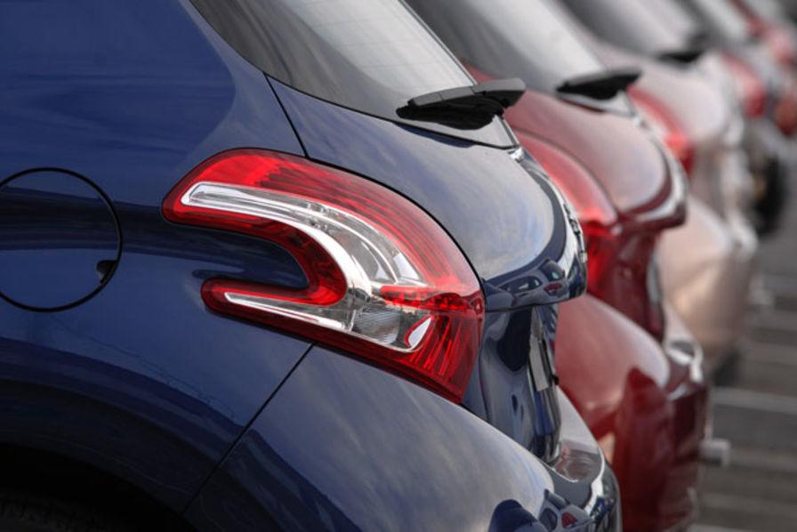 Le marché européen de l'automobile a chuté de 5 ,3% en mars
