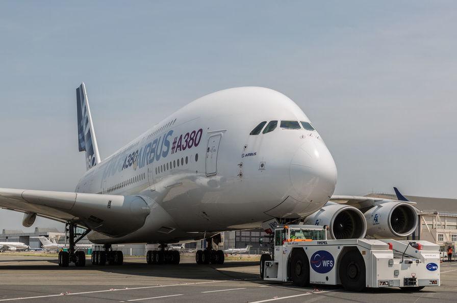 Worldwide flight service wfs au salon du bourget transport for Salon du bourget islam
