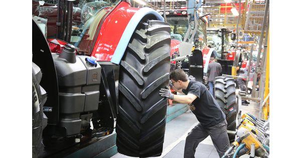 Agco (Massey Ferguson) investit 40 millions d'euros et crée 200 emplois à Beauvais