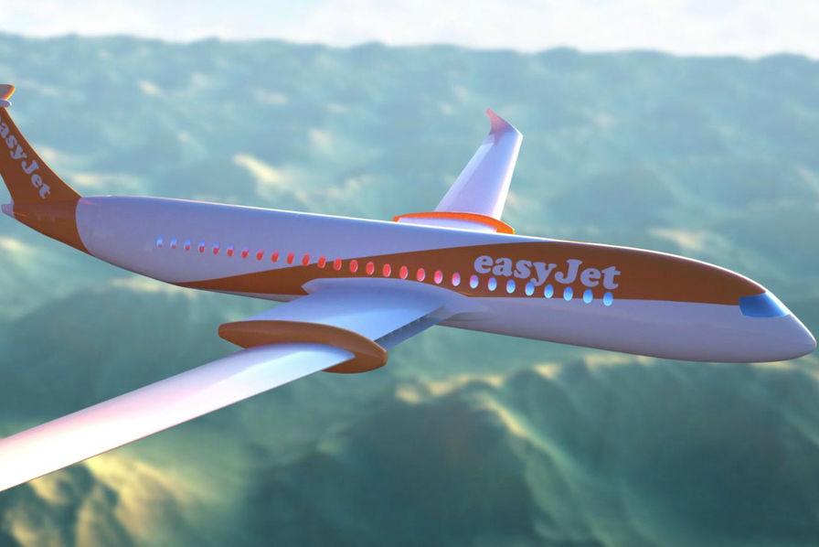 EasyJet. Un avion électrique prévu avant 2027
