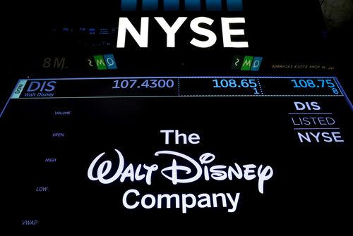 Disney achète une partie de 21st Century Fox pour 52,4 milliards $US