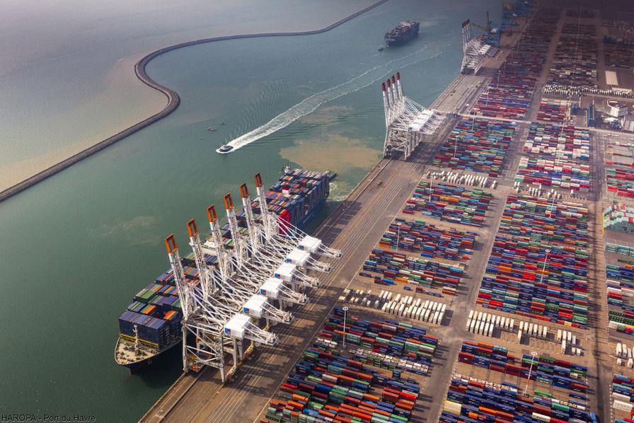 Les Ports Francais D Haropa Entre Deception En 2016 Et Bon Espoir
