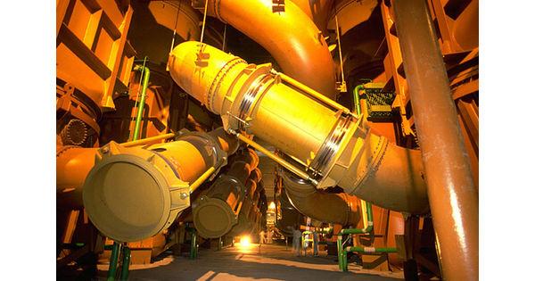 [Sortie d'usine] Coup d'envoi au démantèlement d'Eurodif, l'ancienne usine d'enrichissement du Tricastin - Quotidien des Usines
